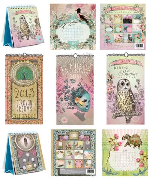 Papaya Art Calendar Uk : New papaya art diaries calendars the paper