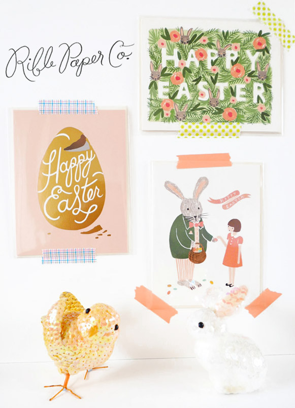 Easter at The Paper Parlour