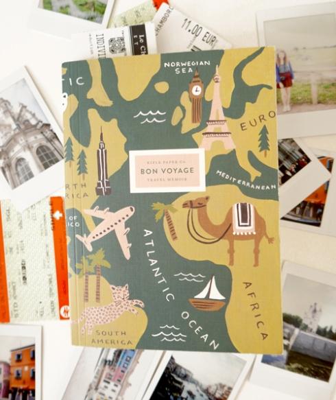 Rifle Paper Bon Voyage Journal