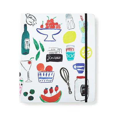 Kate Spade New York Recipe Book