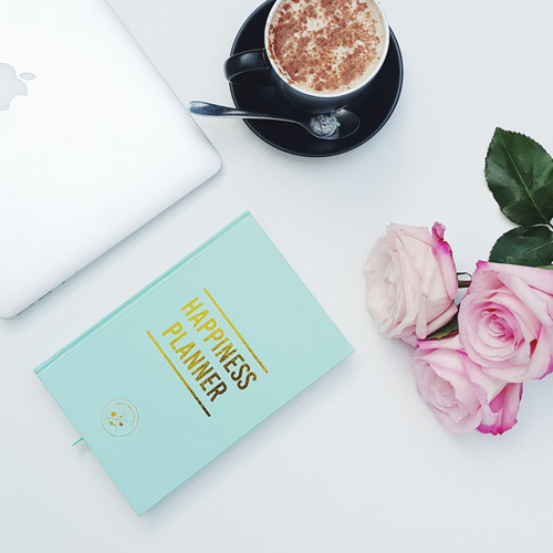 Aqua100 Day Happiness Planner